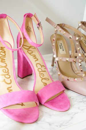 Spring Haul- valentino-dupes-strawberry-chic