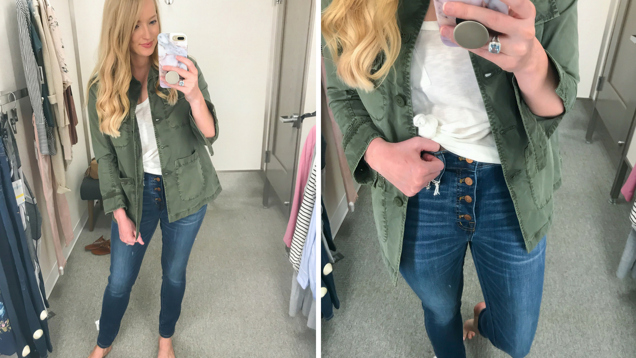 NSALE try on