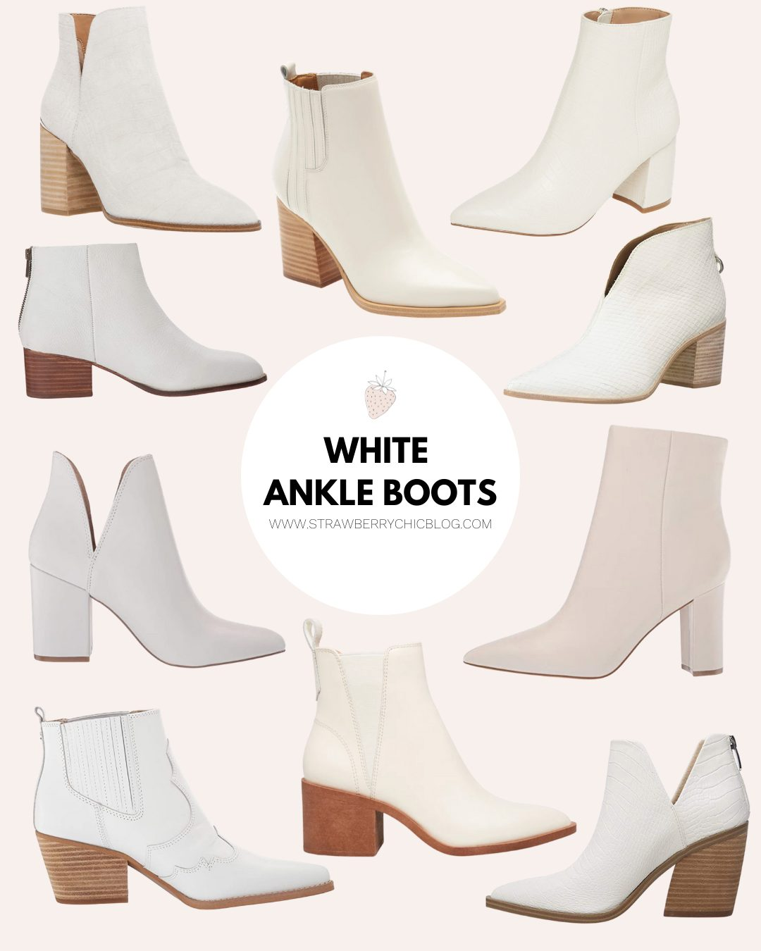 howtowearwhitebooties
