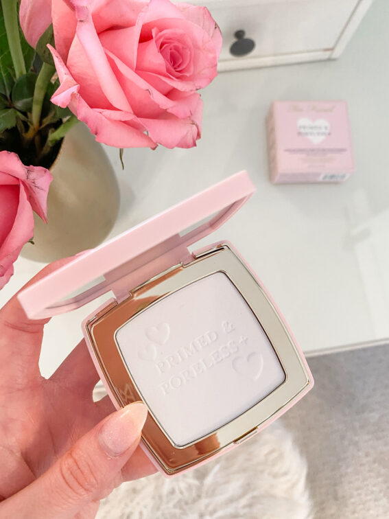 nordstrom too faced primed and poreless powder