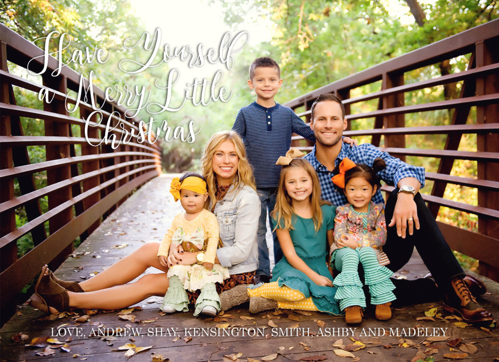 , Let's Look: Your Christmas Cards