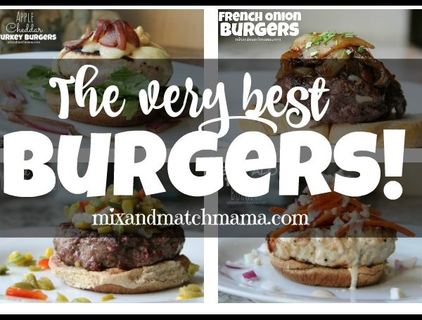 The Very Best Burgers