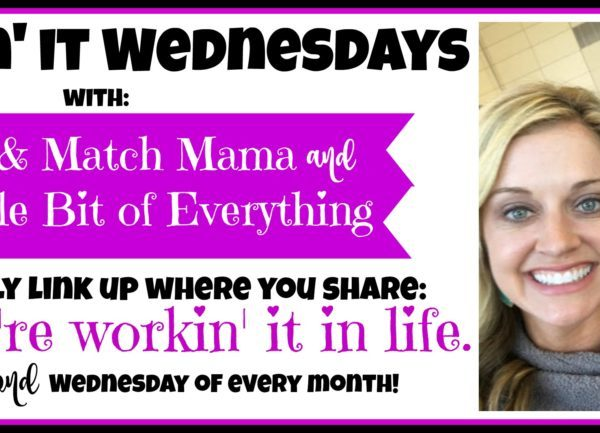 Workin' It Wednesdays: Planning for the holidays!