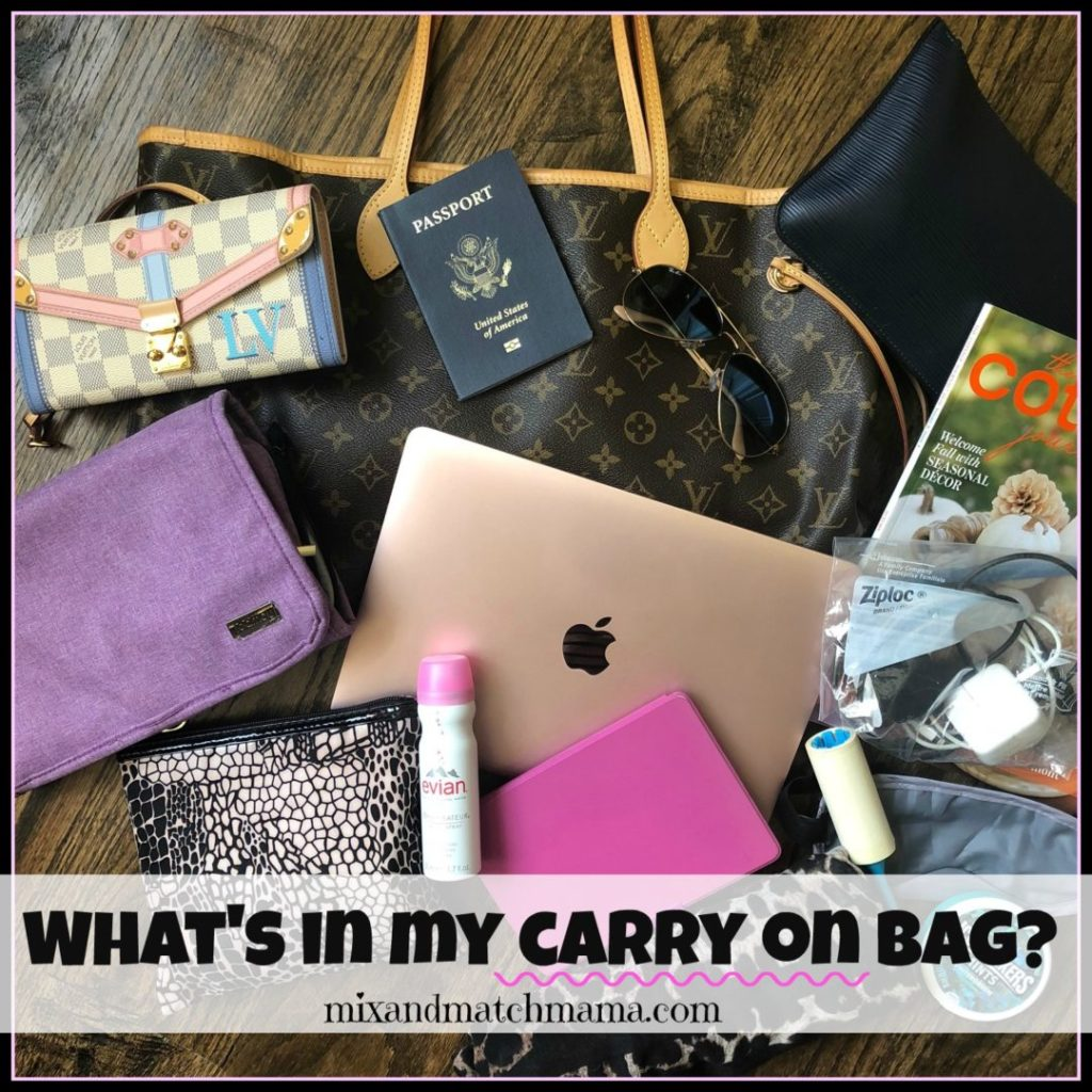 , Let's Look: Inside Your Purse!