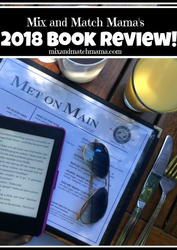 2018 Book Review