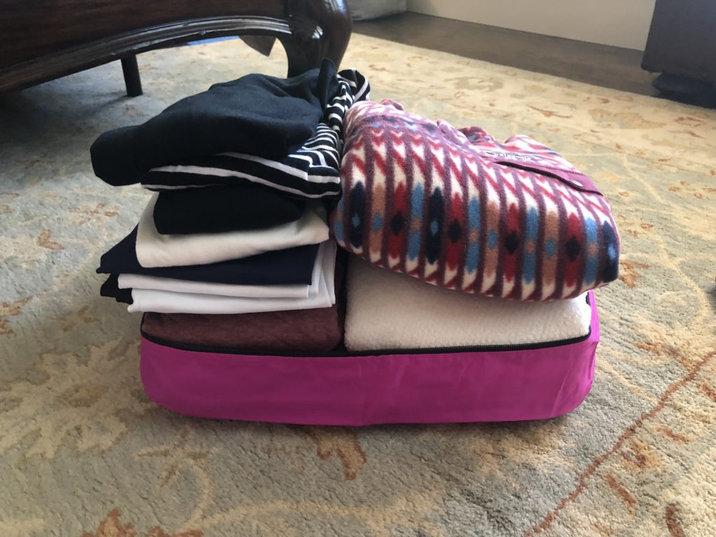 , What I Packed!
