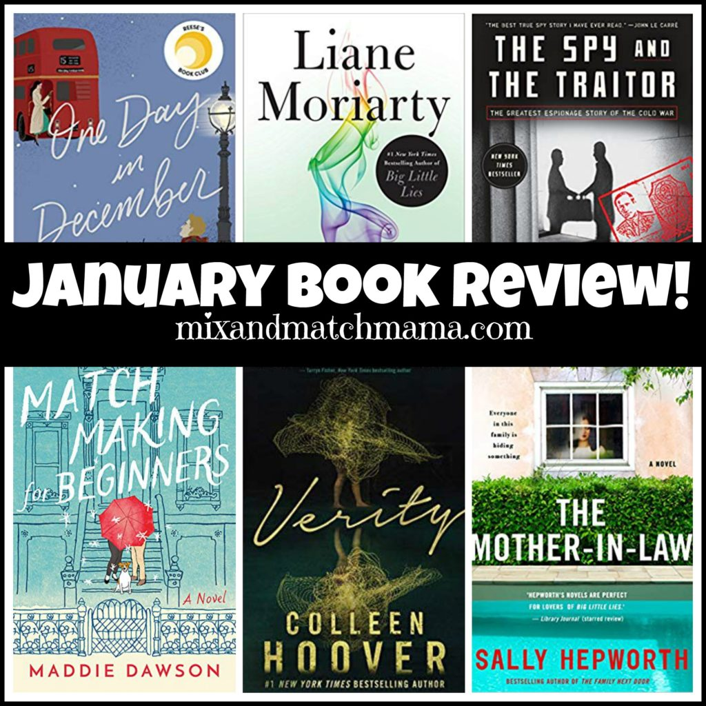 , January 2019 Book Review