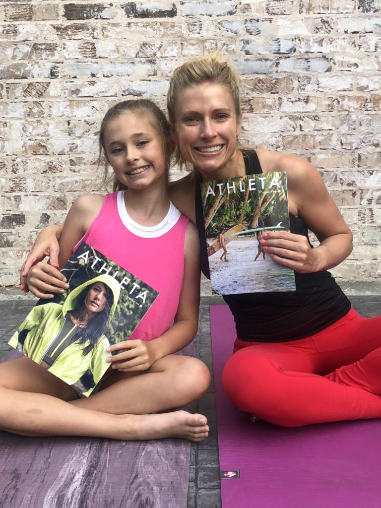 , All About Athleta!