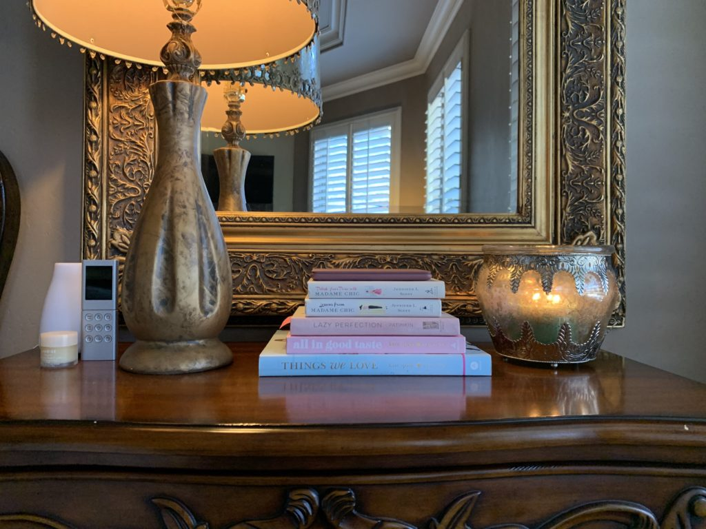 , Lets Look: Your bedside table!