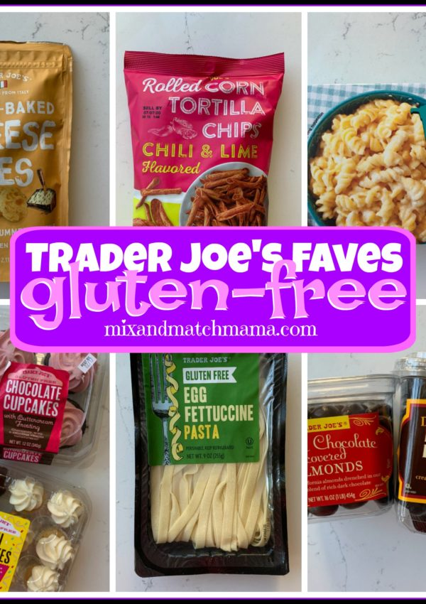 Trader Joe's Faves: Gluten-Free!