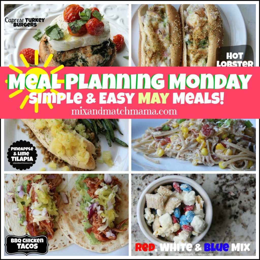 , Meal Planning Monday #374