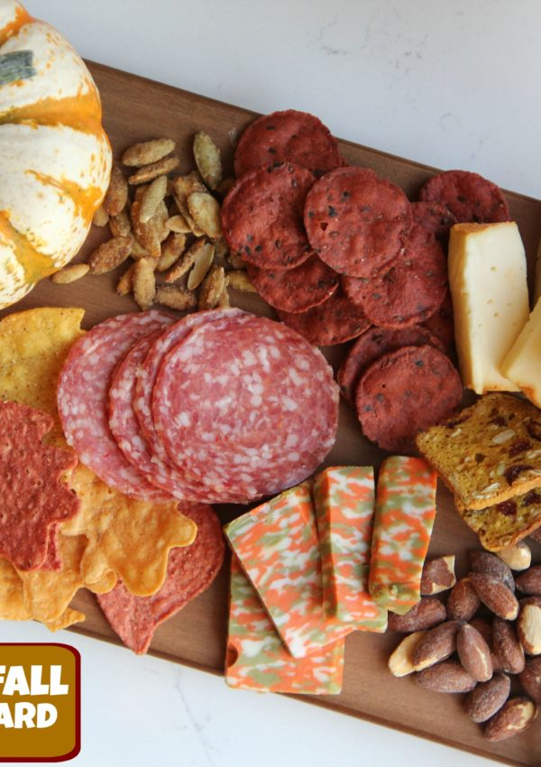 Fall Charcuterie Board {with Trader Joe's finds!}
