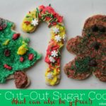 , Easy Cut-Out Sugar Cookies (that can be g-free!)