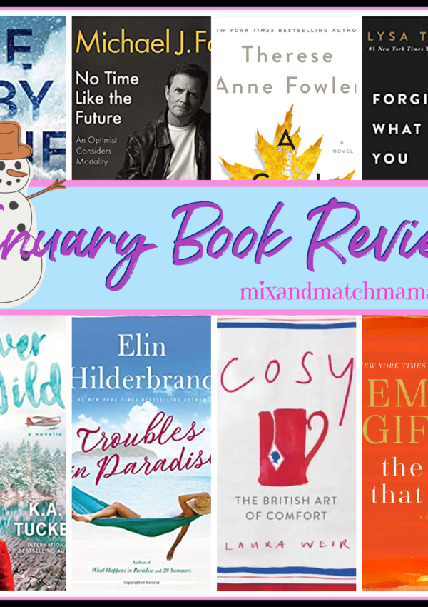 January 2021 Book Review