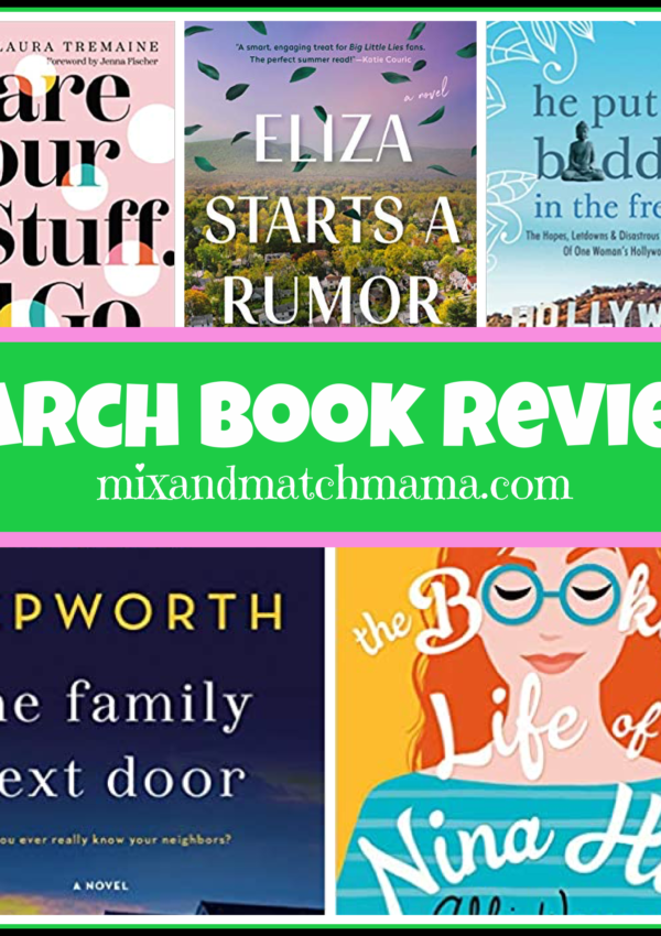 March 2021 Book Review