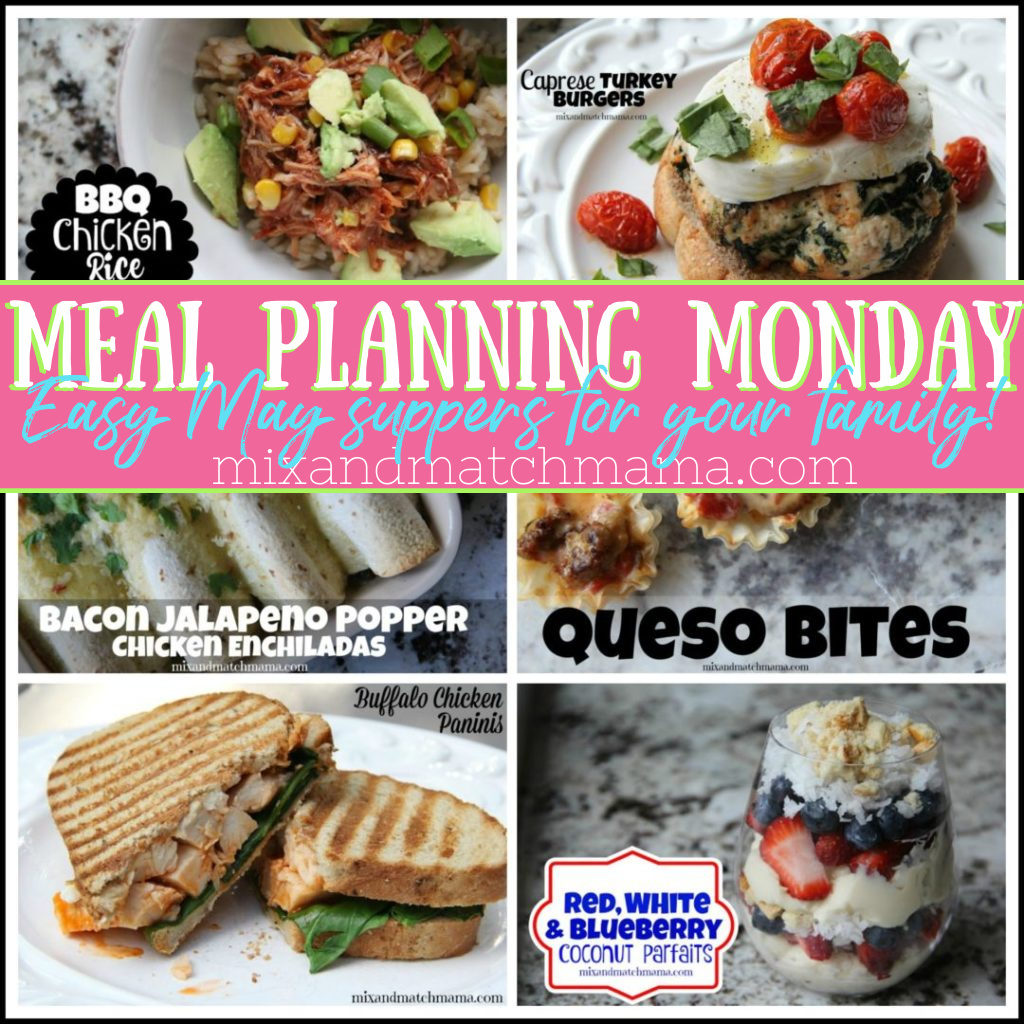 , Meal Planning Monday #373