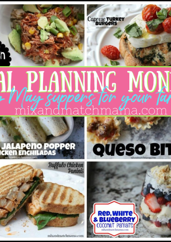 Meal Planning Monday #373