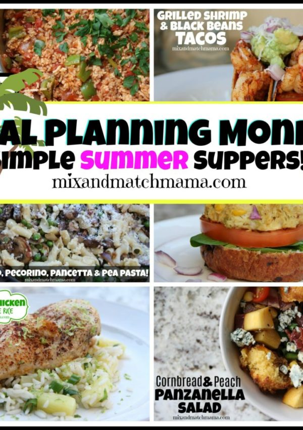 Meal Planning Monday #383