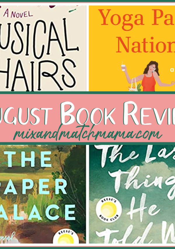 August 2021 Book Review