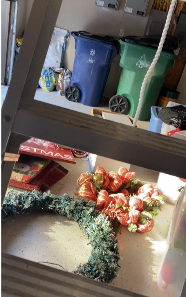 , Let's Look: Holiday Decor Storage