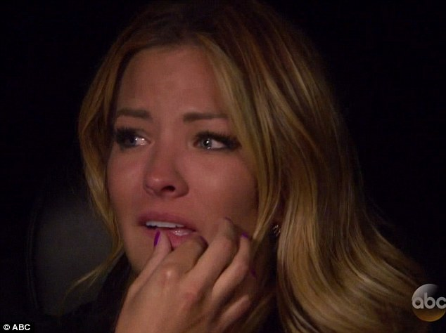 Second try: Becca was sent home from The Bachelor for a second time