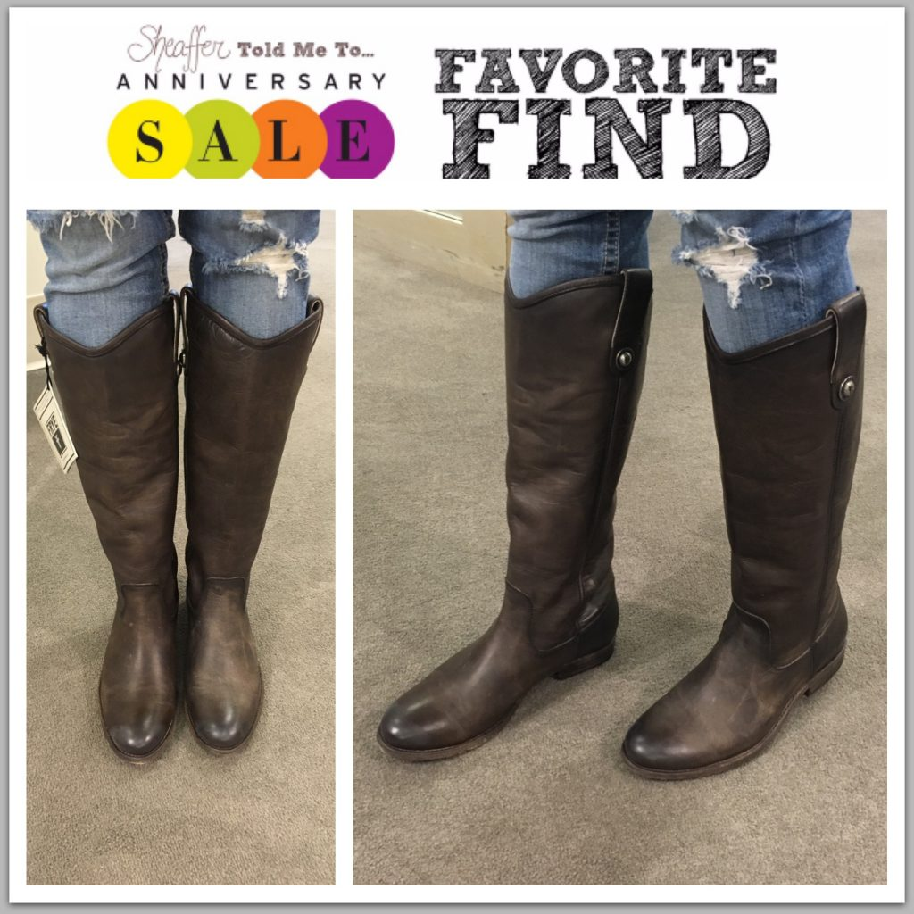 Nordstrom Anniversary Sale Frye boots