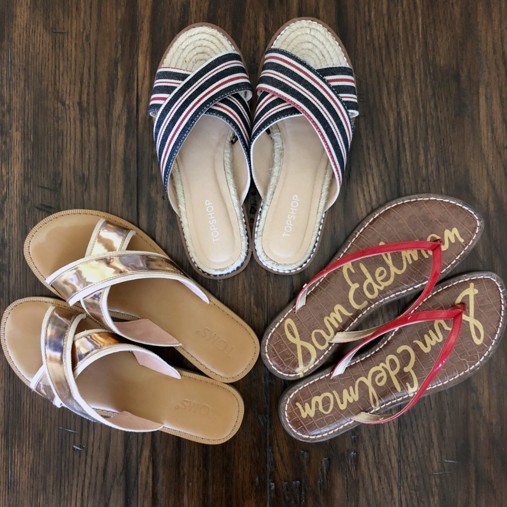 fourth of July outfit shoes