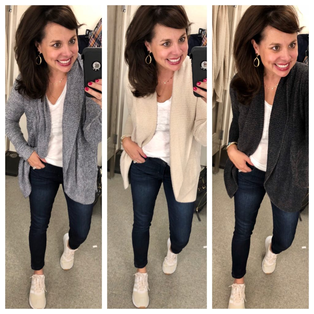 Nordstrom Anniversary Sale Q+A barefoot dreams cardigan