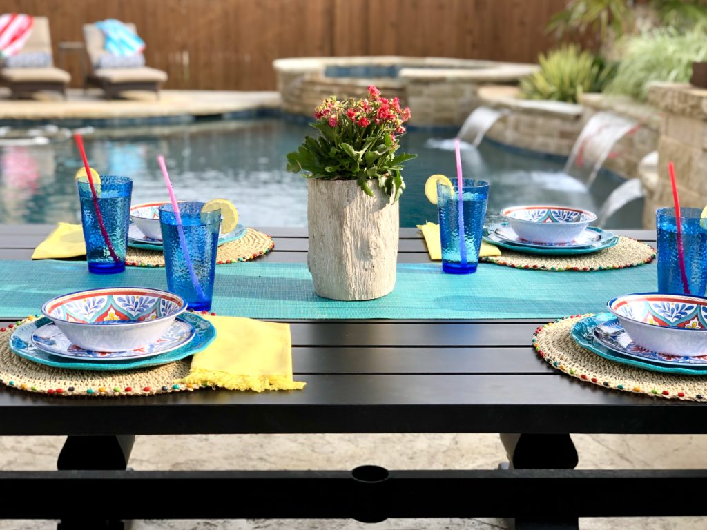 Sheaffer Told Me To Outdoor Entertaining