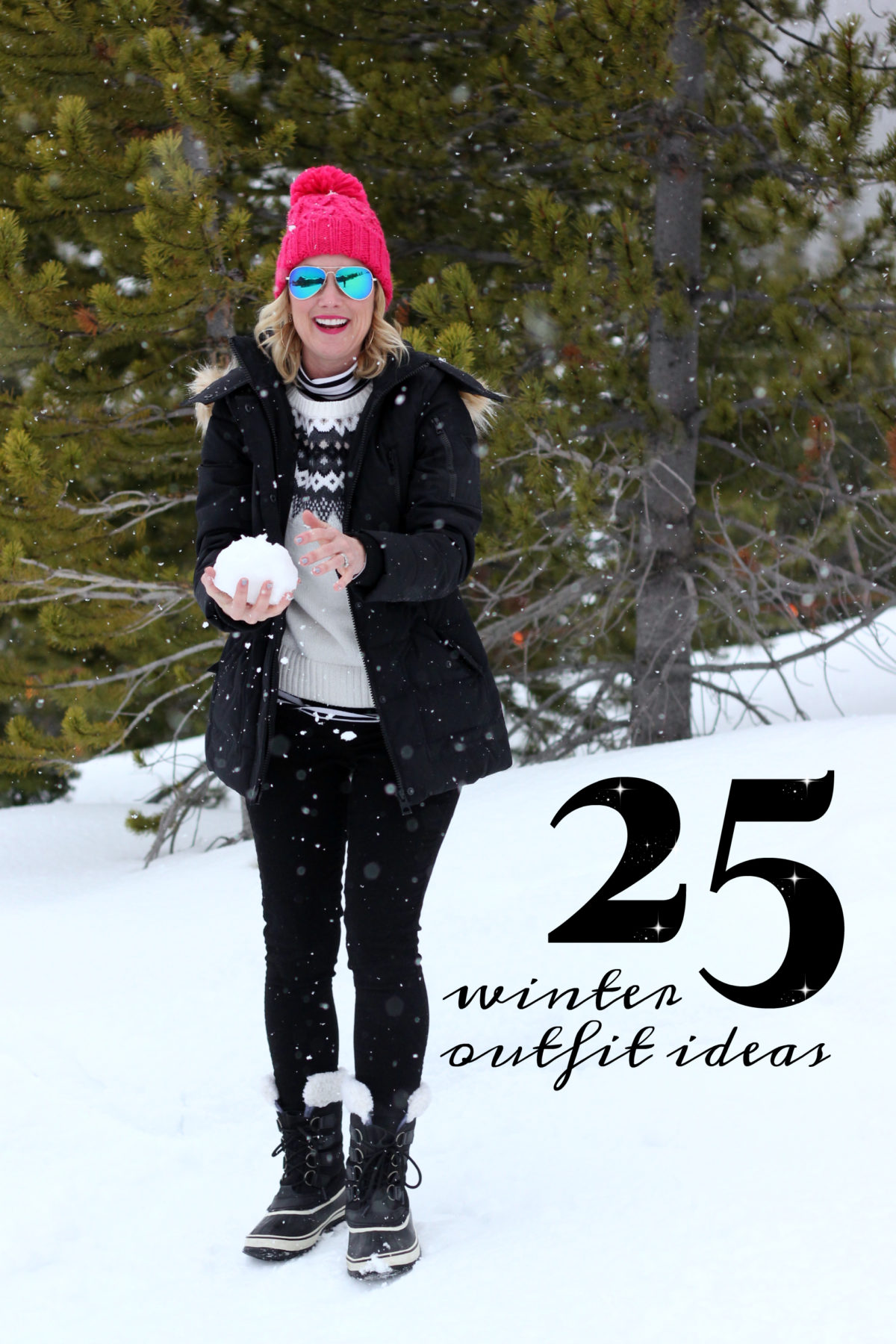 25 Winter Outfit Ideas