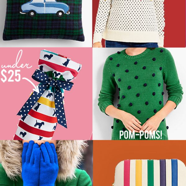 talbots gift guide