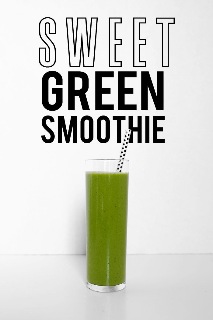 healthy yummy green smoothie recipe for kids diet