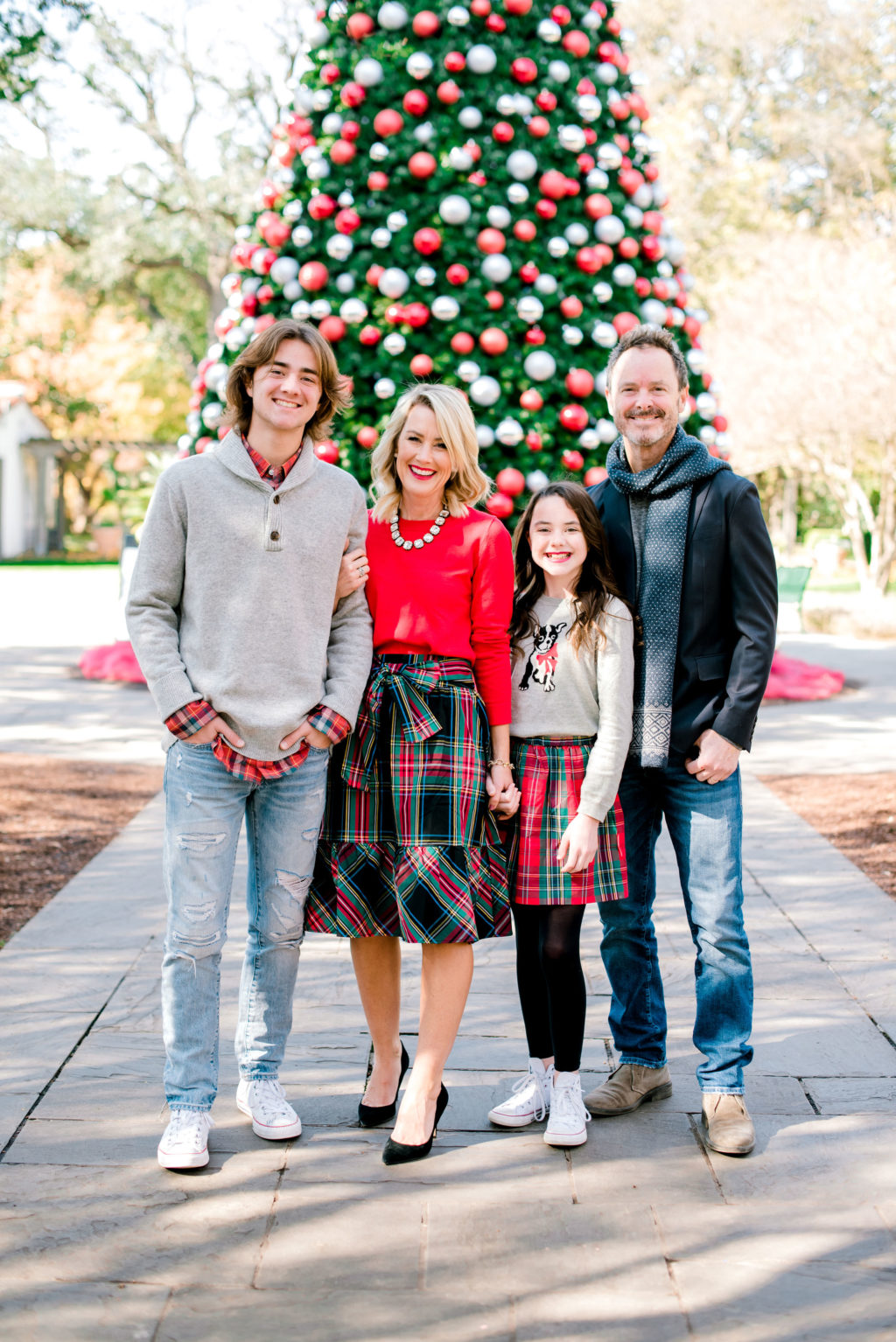 J.Crew Factory Holiday Style Plaid