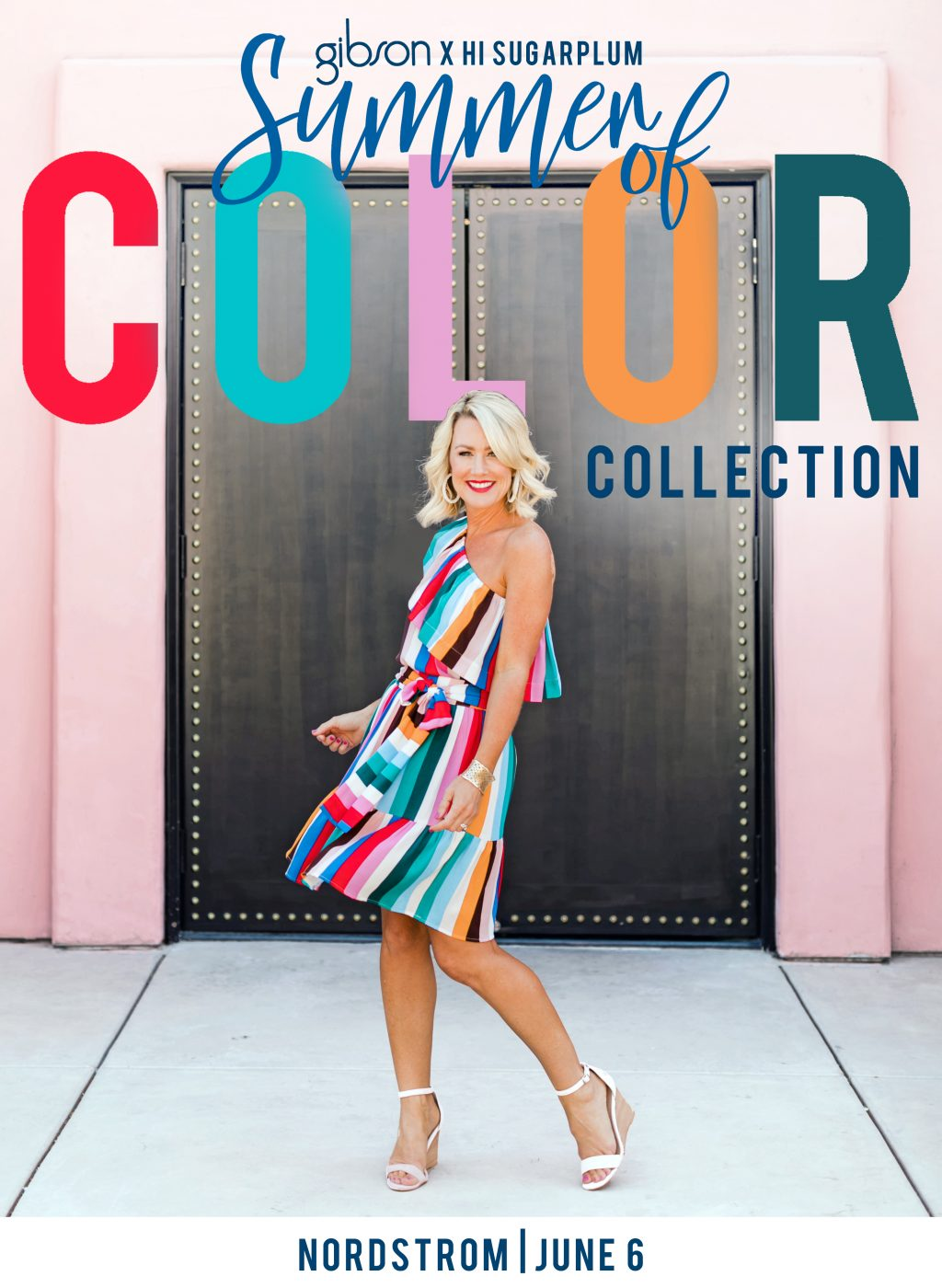 gibson x hi sugarplum summer of color collection